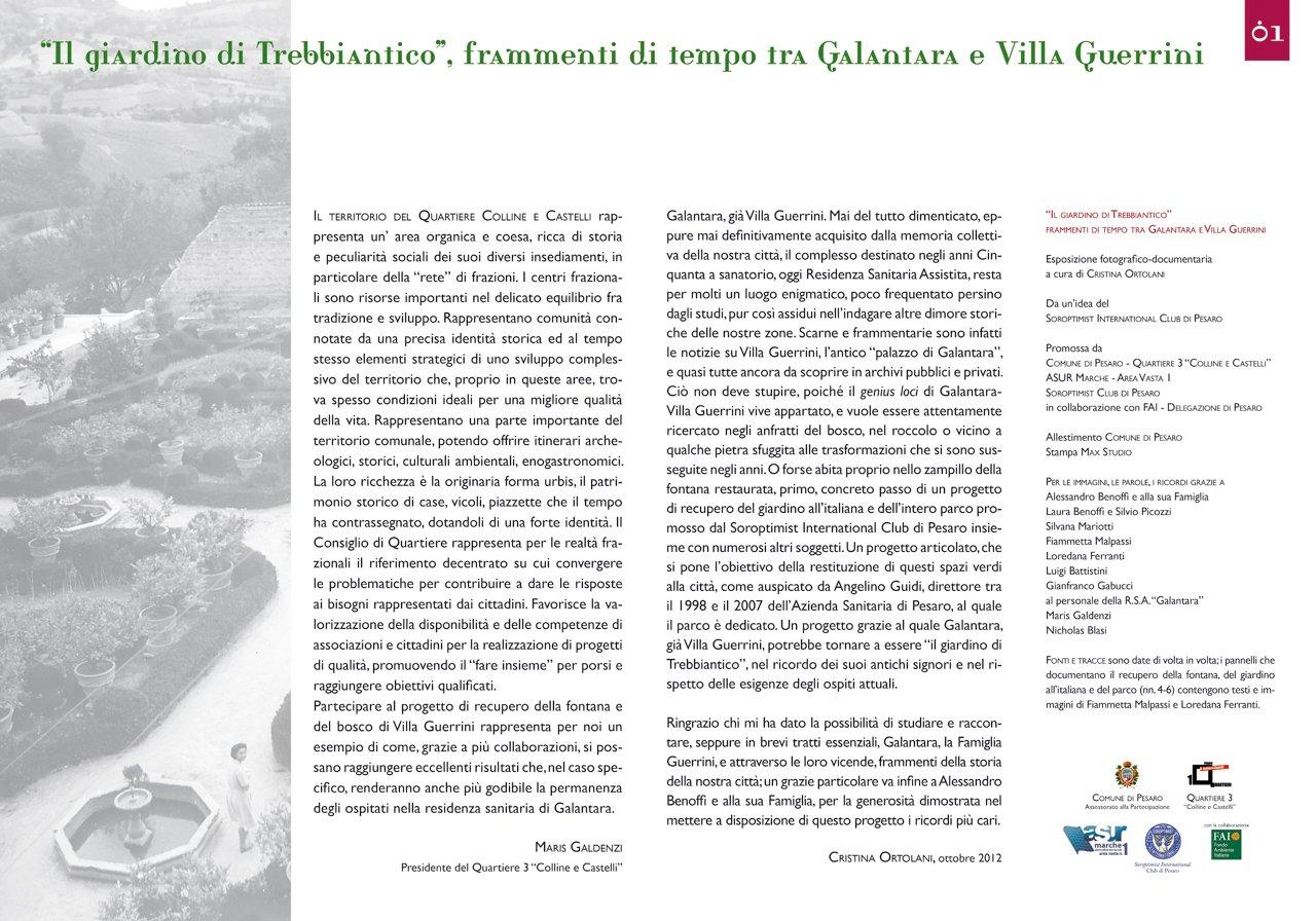 Galantara Trebbiantico - pannello n. 1