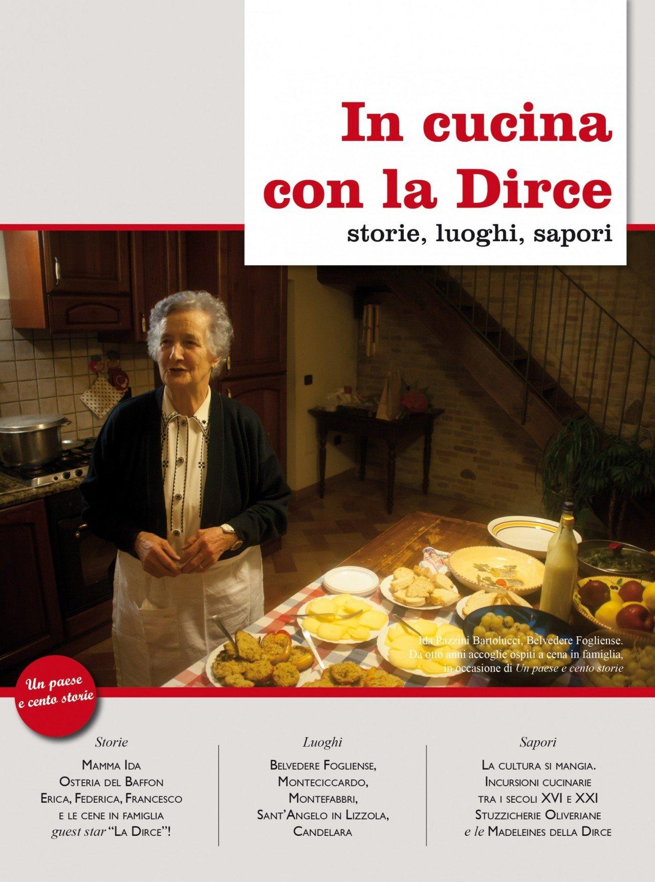 In cucina con la Dirce - copertina