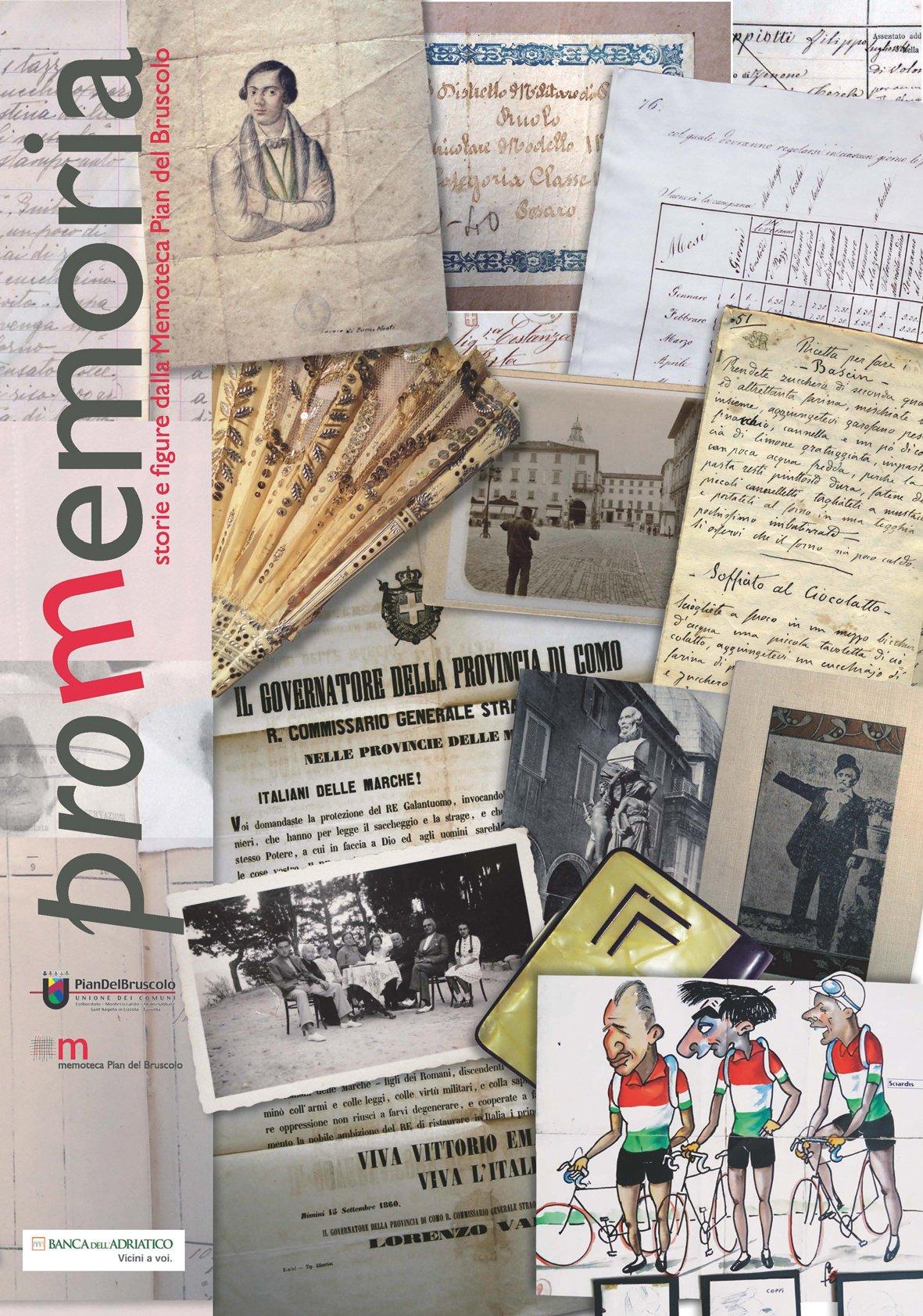 Promemoria n. 3 - copertina