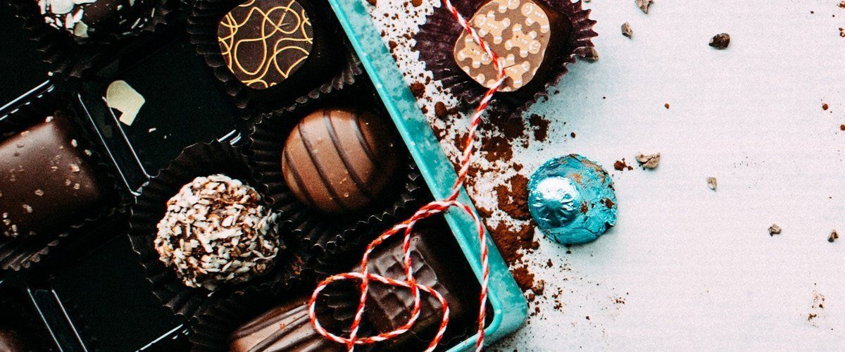 Cioccolata in archivio - Foto di J. Pallian - Unsplash