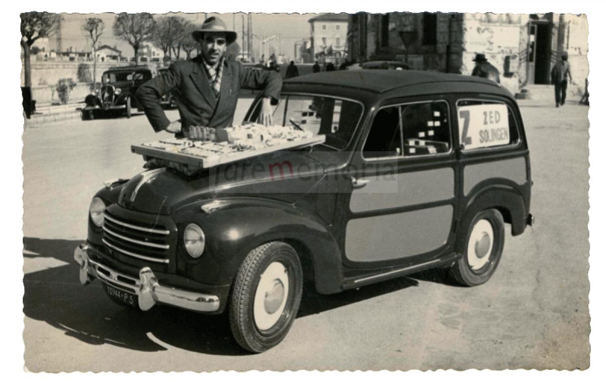 Florindo Valchera, anni '50